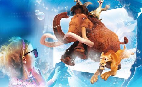 Ice Age 4D CinemaRGB