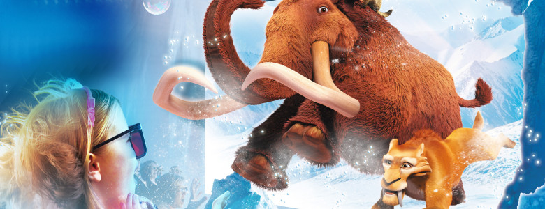 Ice Age 4D CinemaRGB