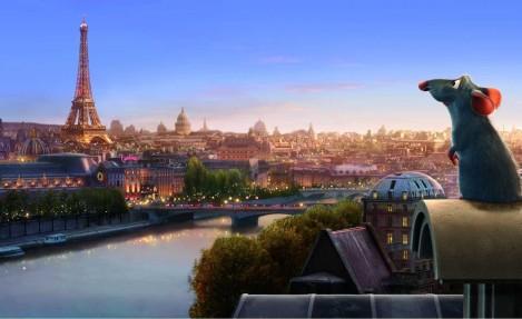 Ratatouille at Disneyland Paris