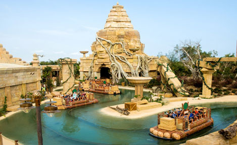 Angkor at PortAventura