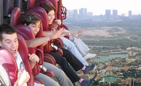Benidorm Theme Parks