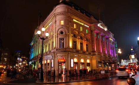 Ripley's London blog
