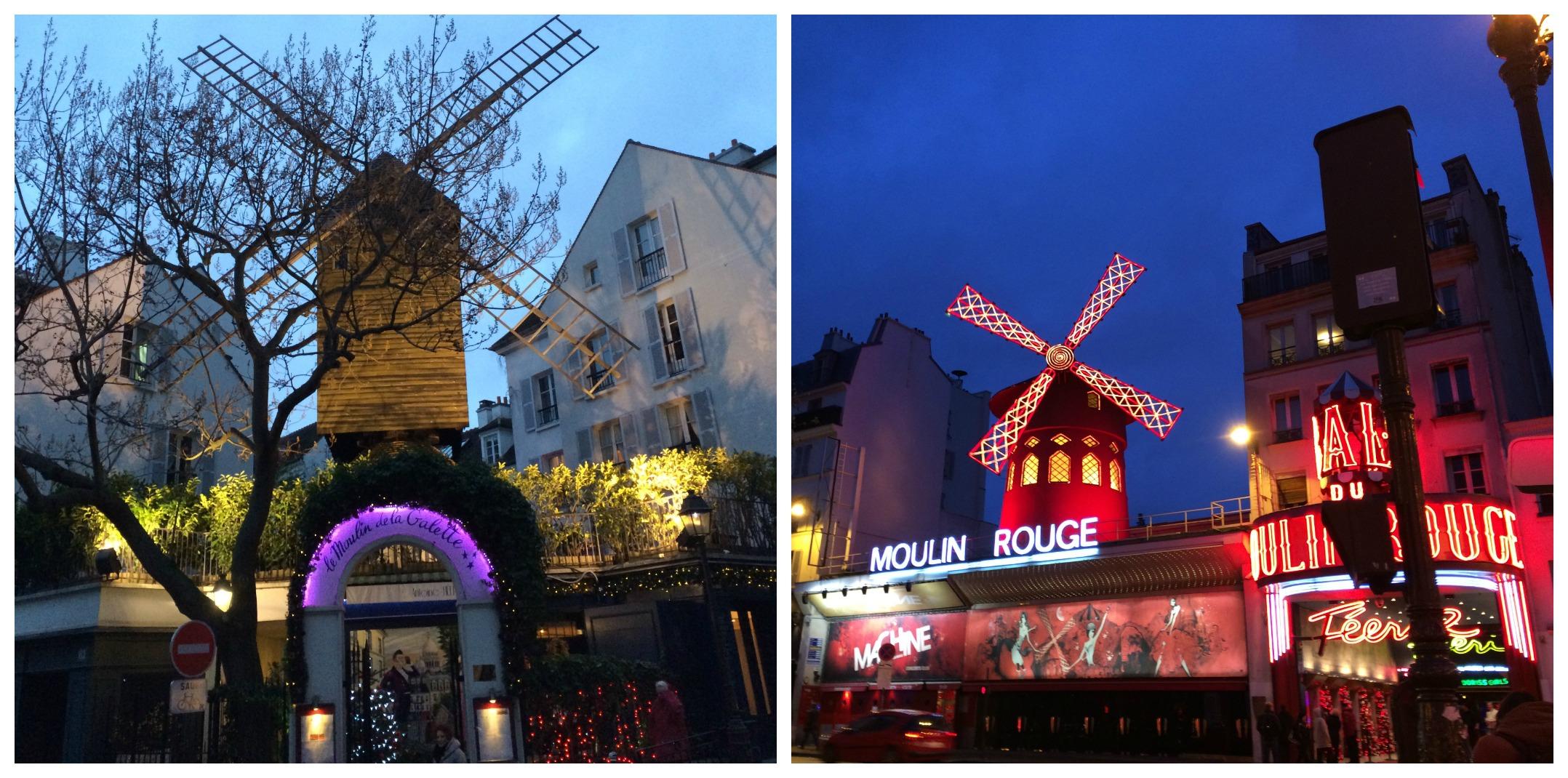 Moulin Rouge & dinner