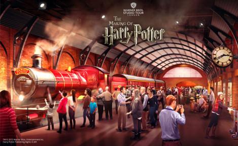 Hogwarts Express London