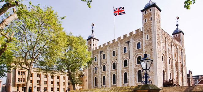 Tower of London History
