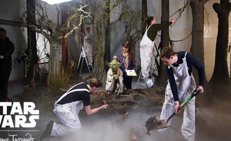 Star Wars at Madame Tussauds London