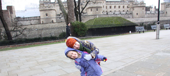 Tower of London for Kids FEATURED