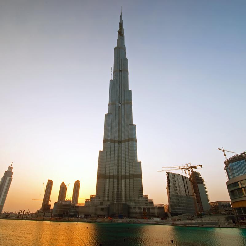 Burj Khalifa - Square