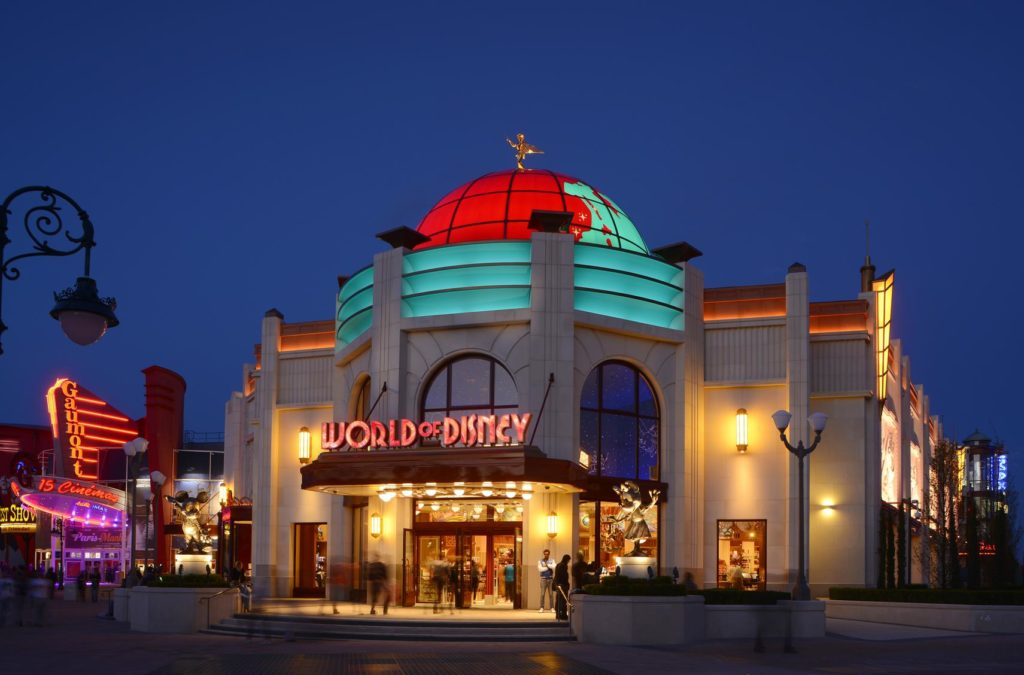 World of Disney Store