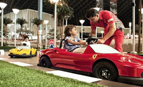 Ferrari World for Kids
