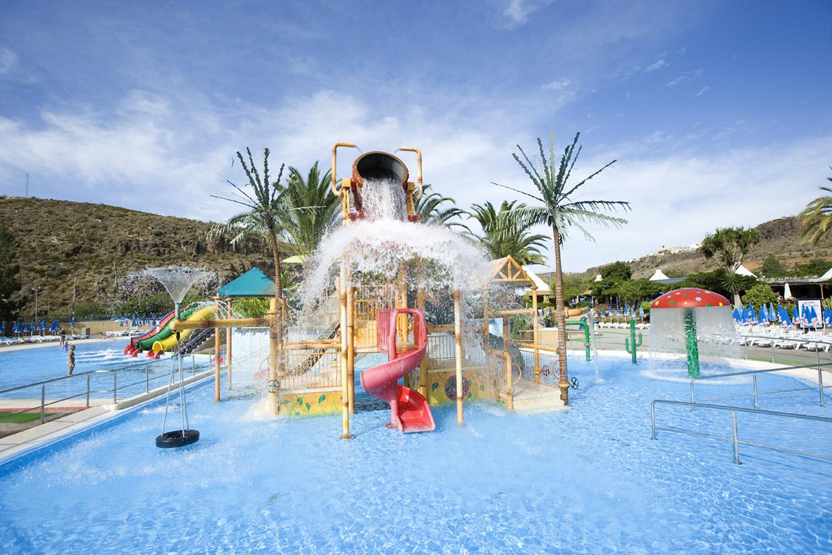 Playground at Aqualand Maspalomas