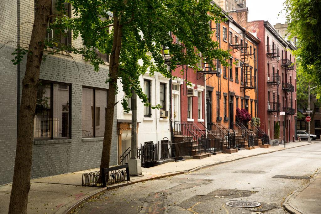 Greenwich Village Street