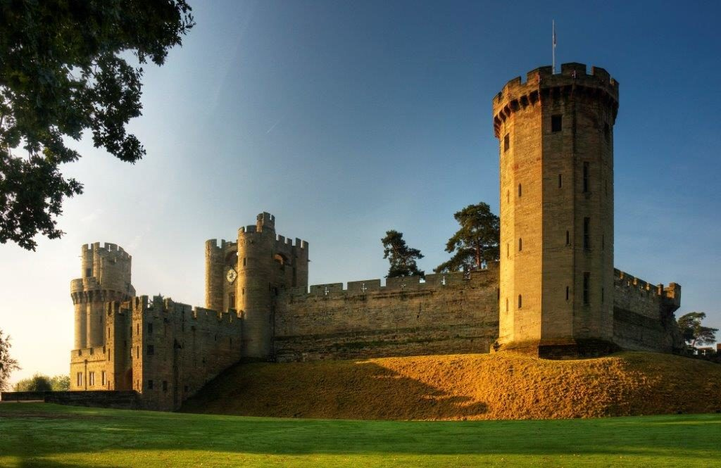 7 Warwick Castle Facts That Will Blow Your Kids Minds Attractiontix.co.uk