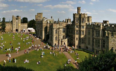 Warwick Castle attractiontix.co.uk