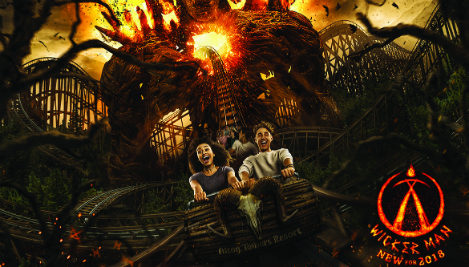 Wicker Man Unveiled At Alton Towers - Attractiontix.co.uk