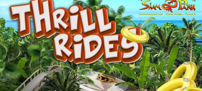 Siam Park Thrill Rides