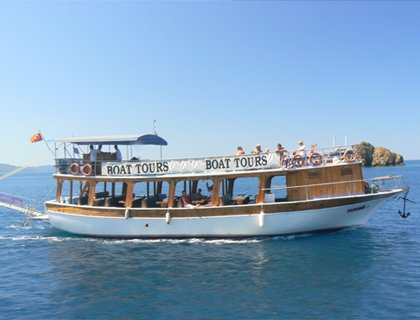 12 Island Tour - from Fethiye