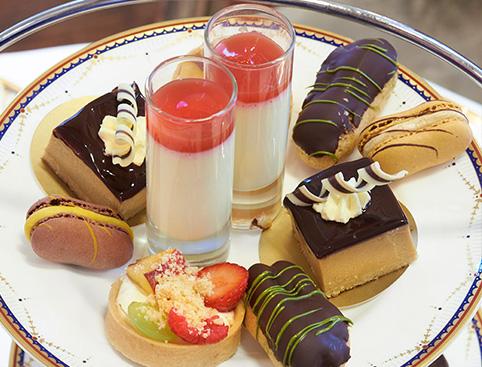Waldorf Hilton Afternoon Tea