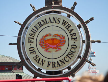 Alcatraz and 48r Hop On Hop Off Combo Ticket- Fishermans Wharf
