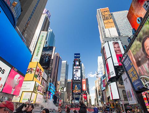 All Around Town New York Tour