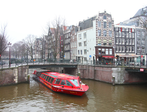 Amsterdam Canal Cruise Hop On Hop Off Attractiontix