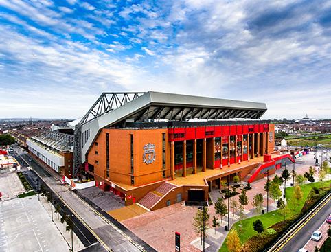 Liverpool Stadium Tour Booking