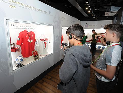 Tour Bus For Sale >> Anfield Stadium Tour - Liverpool F.C - AttractionTix