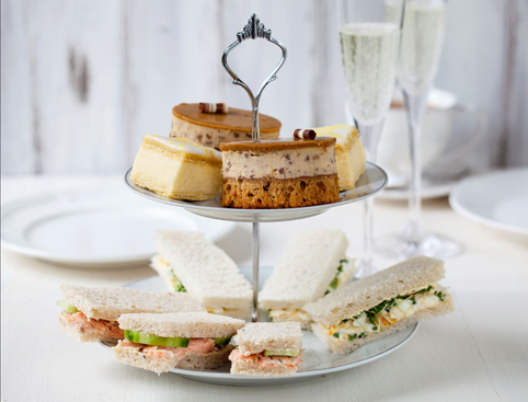 Cream Scones Afternoon Tea Grosvenor London Hotel