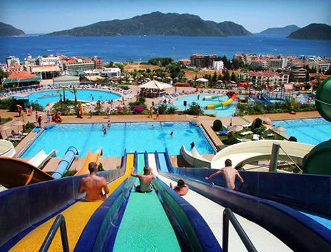 Aqua Dream Waterpark - from Marmaris- Multi Slide