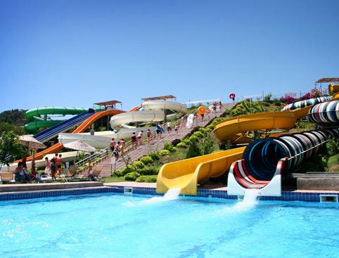 Aqua Dream Waterpark - from Marmaris- Wave Pool