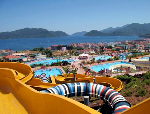 Aqua Dream Waterpark - from Marmaris- Wave Pool