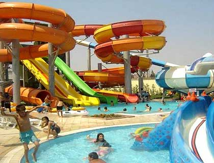 Aqua Dream Waterpark - from Marmaris