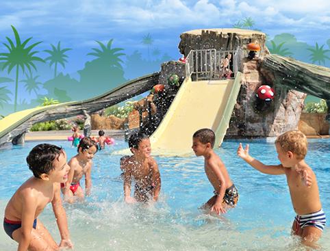 Aqualand Costa Adeje - Water Slide