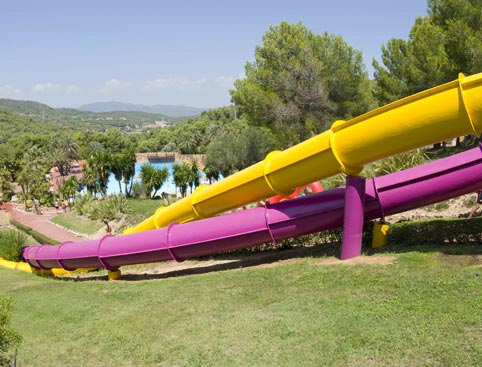 Aqualeon Water Park - Costa Daurada