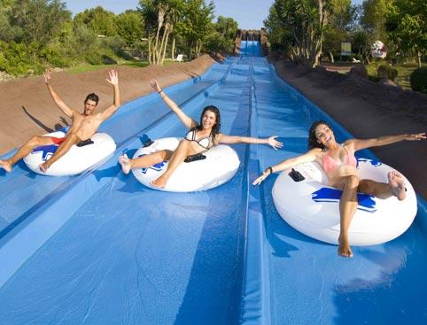 Aqualeon Water Park - Costa Daurada