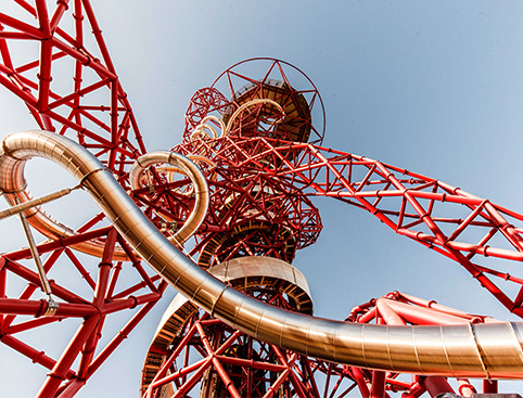 The Arcelormittal Orbit - London