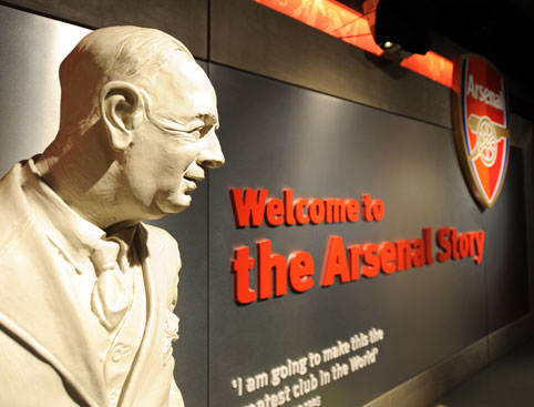 Arsenal Stadium Tour - Emirates