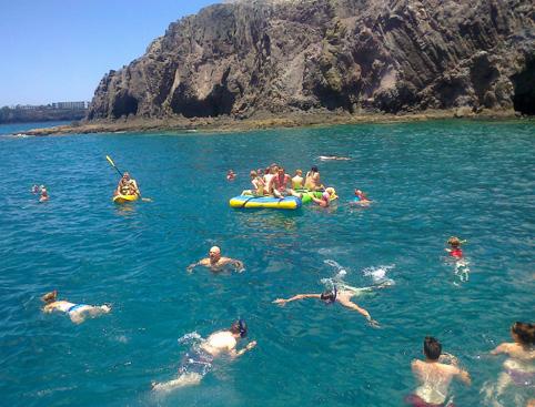 Boat Trip Lanzarote