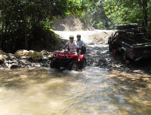 ATV Tour Mexico