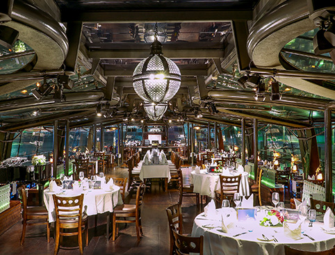 Bateaux Dubai Dinner Cruises