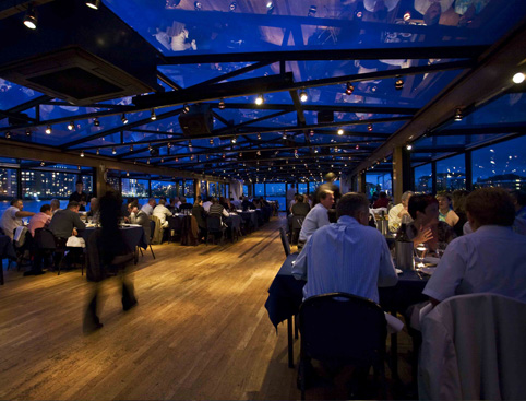 Book A Bateaux London River Dinner Cruise Attractiontix