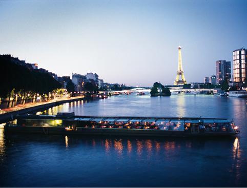 Parisiens Lunch Cruise