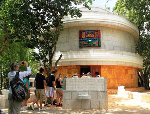 Be Maya Experience at Chichen Itza