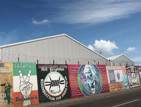 Belfast Day Tour