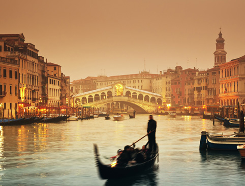 Best of Venice Tour and St. Mark's Basilica and Gondola Ride