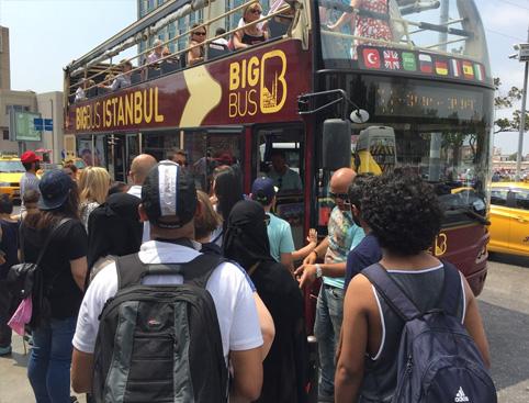 Big Bus Tours Istanbul