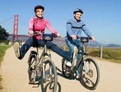 Bay City Bike Golden Gate Tour San Fran