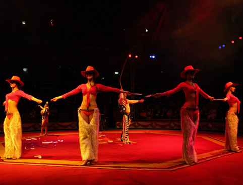 Blackpool Tower Circus