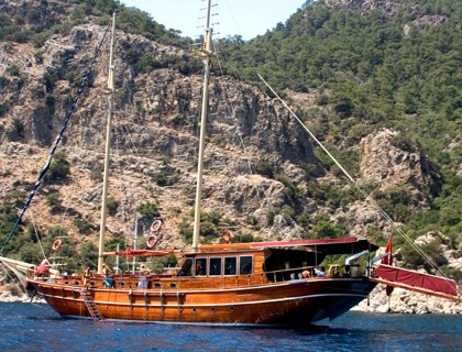 Boat Trip from Bodrum