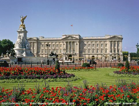 Buckingham Palace Tour State Rooms- Buckingham Palace